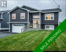 Conception Bay South House for sale:  4 bedroom 2,237 sq.ft. (Listed 2018-10-03)