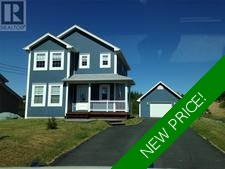 Conception Bay South House for sale:  3 bedroom 2,250 sq.ft. (Listed 2017-07-09)